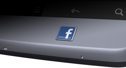 HTC SALSA FACEBOOK BUTTON
