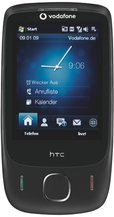 HTC TOUCH 3G FRONT BLACK
