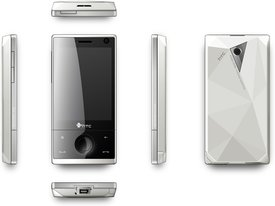 htc touch diamond white 6 view