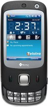HTC TOUCH DUAL 850 NEXTG FRONT HALF OPEN