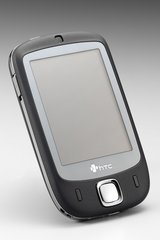 HTC TOUCH P3450 FRONT ANGLE1