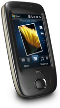 HTC TOUCH VIVA FRONT ANGLE