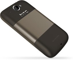 HTC WILDFIRE BACK ANGLE