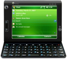 HTC X7501 FRONT KEYBOARD