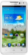 HUAWEI ASCEND D FRONT WHITE