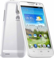 huawei ascend d white views
