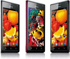 HUAWEI ASCEND P1 S COLORS