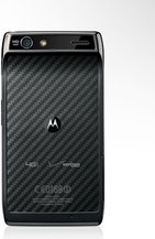 MOTOROLA DROID RAZR BACK LOW