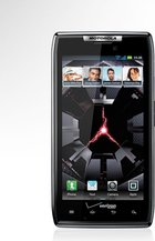 MOTOROLA DROID RAZR FRONT LOW