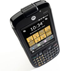 MOTOROLA ES400 PHOTO GALLERY LEFT ANGLE