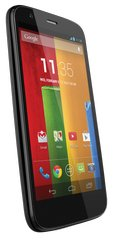 MOTOROLA MOTO G FRONT RIGHT