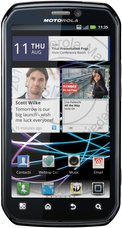 motorola photon 4g front home marketing
