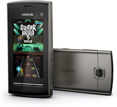 NOKIA 5250 FRONT BACK