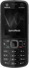 NOKIA 5320 BLACK XPRESS MUSIC