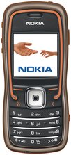 NOKIA 5500 SPORT MUSIC FRONT