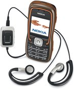 NOKIA 5500 SPORT MUSIC WITH HEADSET