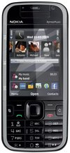 NOKIA 5730 XPRESS MUSIC SILVER FRONT