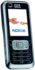 NOKIA 6120 6121 CLASSIC FRONT ANGLE