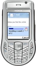 <strong>NOKIA 6630 FRONT</strong> preview photo