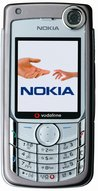 <strong>NOKIA 6680 FRONT 2</strong> preview photo