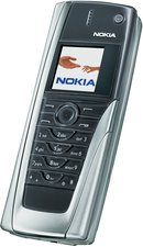 NOKIA 9500 FRONT ANGLE