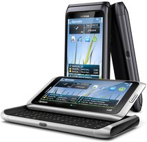 NOKIA C6-01 OPEN FRONT SIDE