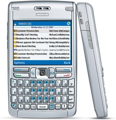 NOKIA E62 FRONT SIDE