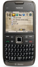 NOKIA E73 MODE T-MOBILE USA FRONT