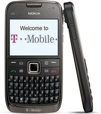 NOKIA E73 MODE T-MOBILE USA FRONT SIDE