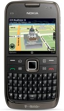 NOKIA E73 MODE T-MOBILE USA MAPS
