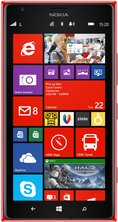 nokia lumia 1520 red 1