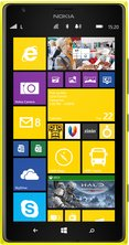 nokia lumia 1520 yellow 1