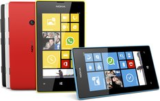 nokia lumia 520 color range 2