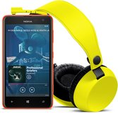 NOKIA LUMIA 625 YELLOW WITH BOOM