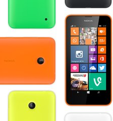 NOKIA LUMIA 630 COLORS