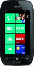 NOKIA LUMIA 710 T-MOBILE BLACK FRONT7
