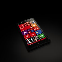 NOKIA LUMIA ICON BLACK ANGLE 1