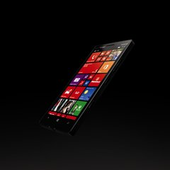 NOKIA LUMIA ICON BLACK ANGLE 13