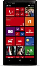 NOKIA LUMIA ICON BLACK FRONT