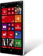 NOKIA LUMIA ICON WHITE ANGLE 13