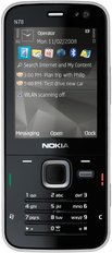 NOKIA N78 FRONT