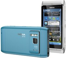 NOKIA N8-00 FRONT ANGLE BACK
