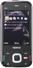 NOKIA N85 FRONT