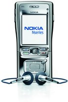 NOKIA N91 FRONT