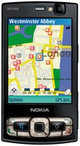 NOKIA N95 8GB FRONT CLOSED MAPS