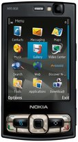NOKIA N95 8GB FRONT CLOSED MENU