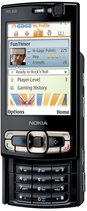 NOKIA N95 8GB FRONT OPEN