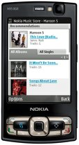 NOKIA N95 8GB MUSIC STORE
