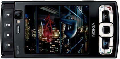 NOKIA N95 8GB SPIDERMAN