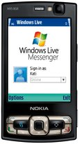 NOKIA N95 8GB WINDOWS LIVE